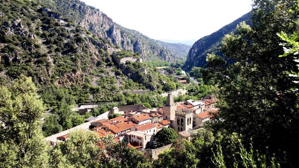 Villefranche de Conflent Pyrénées Orientales
