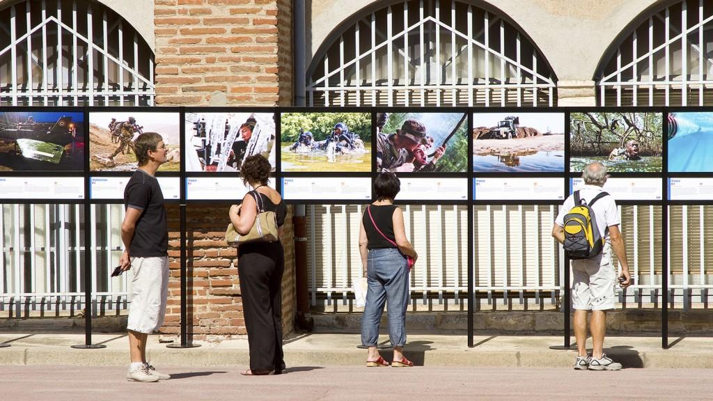 Visa pour l'Image Perpignan Pyrénées Orientales
