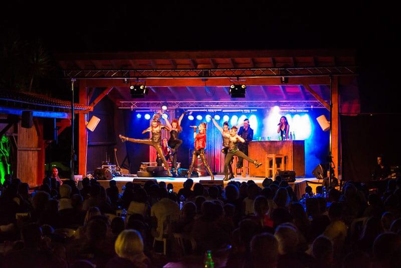 soirées concerts camping argeles