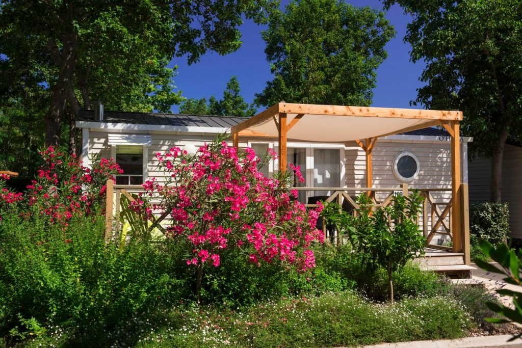 camping argeles location