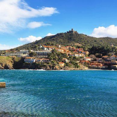 Feiertage östliche Pyrenäen