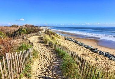 plage sable argeles sur mer