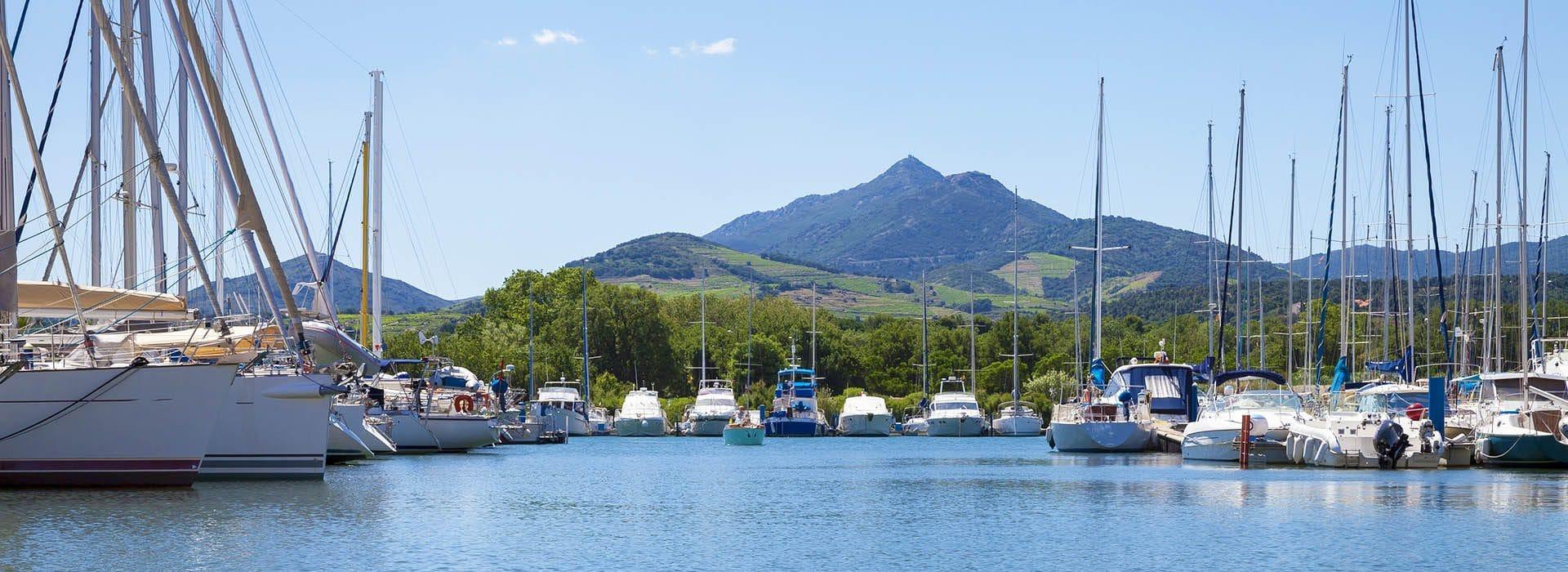 argeles port