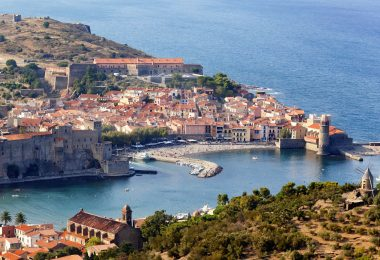 hauteurs collioure