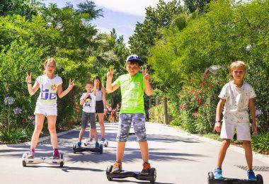 enfant hoverboard
