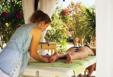 masseuse femme
