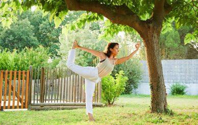 yoga femme